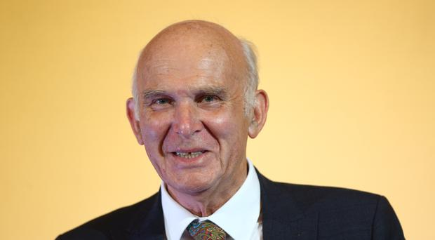 Questions over Sir Vince Cable's leadership will continue to dominate party chatter (Yui Mok/PA)