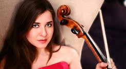 World-class cellist Alisa Weilerstein