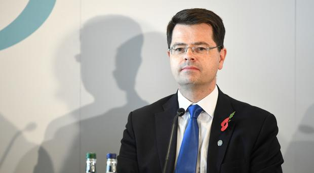 James Brokenshire said 'strong progress' has been made at Rotherham Council (Stefan Rousseau/PA)
