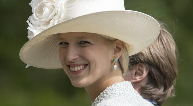 Lady Gabriella Windsor (Arthur Edwards/PA)