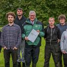 Rural Economy Secretary Fergus Ewing launched the consultation on the future of Scotland's forests (Forestry Commission Scotland/PA)