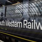 RMT members at South Western Railway are to stage two strikes next month (Victoria Jones/PA)