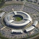 The GCHQ building in Cheltenham (GCHQ/PA)
