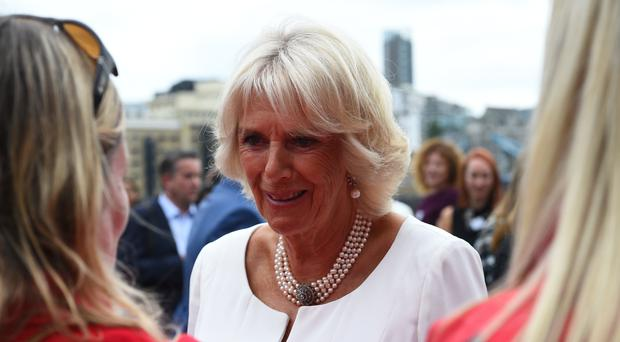 Camilla will attend the sell-out concert in Edinburgh (Kirsty O'Connor/PA)