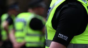 Police Scotland said the attack was violent and unprovoked' (Andrew Milligan/PA)