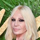 Donatella Versace will still be involved in the brand (Matt Crossick/PA)