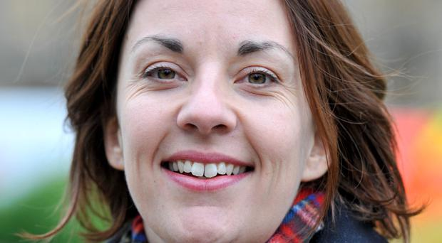 Kezia Dugdale is fighting legal action against her by a pro-independence blogger (Nick Ansell/PA)
