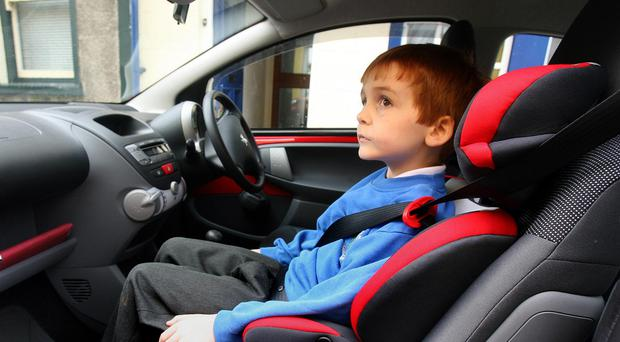 Children Not Strapped In During Car Trips By One In Seven Parents