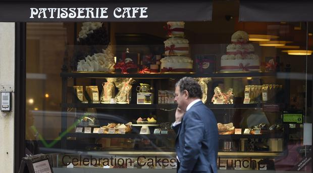 Patisserie Valerie said it needed an urgent injection of capital (PA)
