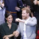The Duke and Duchess of Sussex have announced they are expecting a baby (Chris Jackson/PA)