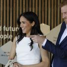 The Duke and Duchess of Sussex are visiting Australia (Kirsty Wigglesworth/PA)
