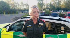 Ambulance staff will wear body worn camera in a pilot in the North East (NEAS/PA)
