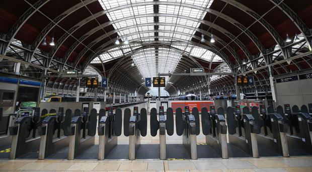 Paddington passengers may face a third day of disruption (Yui Mok/PA)