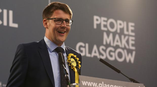 """File photo dated 9/6/2017 of SNP's newest MP David Linden who says that Parliament's culture is """"arcane"""" and the sooner it """"gets a huge big kick up the backside and a good shake up the better""""."""
