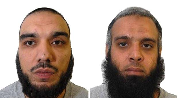 The terror gang are challenging their convictions (West Midlands/PA)