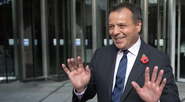 Arron Banks (Victoria Jones/PA)