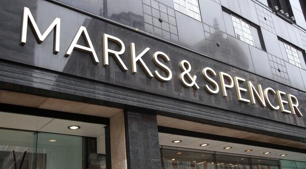 Marks and Spencer has surprised the market with a higher profit figure (Yui Mok/PA)