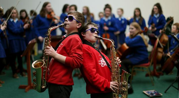 MSPs were told charging pupils for music tuition deepens inequality (Julien Behal/PA)