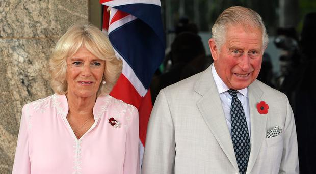 The Prince of Wales, pictured with the Duchess of Cornwall in Abuja, Nigeria, where the couple are on tour, is the subject of a new documentary. Joe Giddens/PA Wire