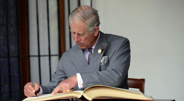 Some of the Prince of Wales' private letters to ministers were published in 2015 (PA)