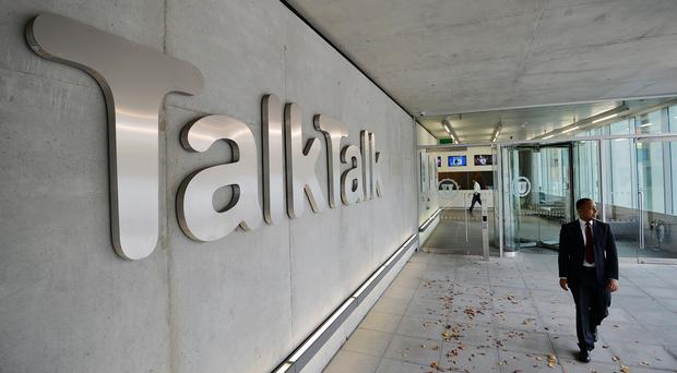 TalkTalk says the figures do not reflect the current situtation (John Stillwell/PA)