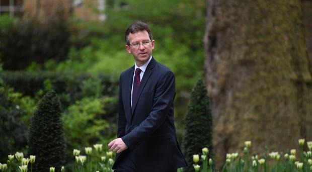 Culture Secretary Jeremy Wright (Victoria Jones/PA