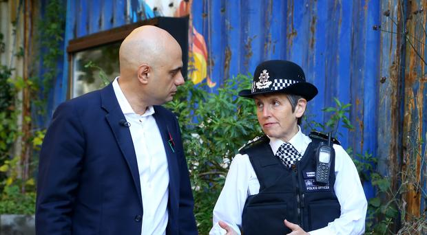 Javid urges 'more leadership all round' to stop children being drawn
