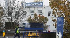 Michelin has announced its Dundee factory is to close by 2020 (Andrew Milligan/PA)