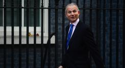 Cabinet Office Minister David Lidington said progress had been made on joint frameworks (Victoria Jones/PA)