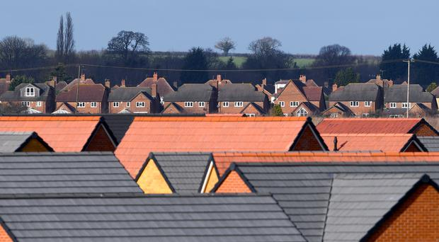 'The report, sponsored by the Department for Communities, recommends that councils help to create these mixed-tenure developments through the planning system' (stock photo)