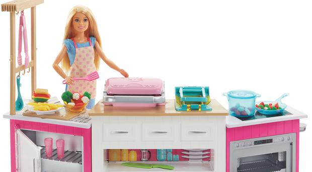 Barbie Kitchen And Ai Robot On Dream Toys List For Christmas