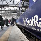 ScotRail was given payments in advance of the agreed April due date (Danny Lawson/PA)