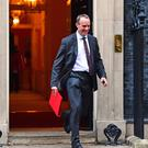Brexit Secretary Dominic Raab resigned (Victoria Jones/PA)