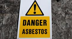 The Joint Union Asbestos Committee says earmarked funding is needed to deal with asbestos in schools (Stephen Pond/PA)