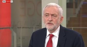 Jeremy Corbyn has said he does not know which way he would vote in a fresh EU referendum (Sky News)