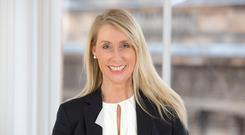 Debbie Crosbie, who has been appointed chief executive of TSB (PA)