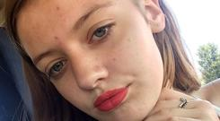 The care worker has been charged with Lucy's murder (Hampshire Constabulary/PA)