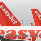 EasyJet has shrugged off strike woes and surging costs to notch up a 41% jump in annual profits (Gareth Fuller/PA)