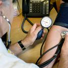 NHS figures showed a real terms drop in family health services in 2017-18. (Anthony Devlin/PA)