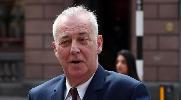 Judges are haring an appeal by Essex Police over a ruling on the level of damages to be paid to Michael Barrymore over his wrongful arrest (Gareth Fuller/PA)