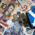 New statistics show public expenditure in Scotland is higher per head than the UK average (Jane Barlow/PA)