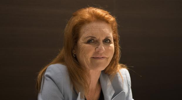 The Duchess of York launches the Count Me In fundraising campaign for her Street Child charity. David Mirzoeff/PA Wire