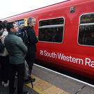 South Western Railway (Kirsty O'Connor/PA)