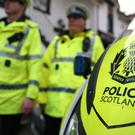 Drugs were found during a search at Inverness railway station (Andrew Milligan/PA)