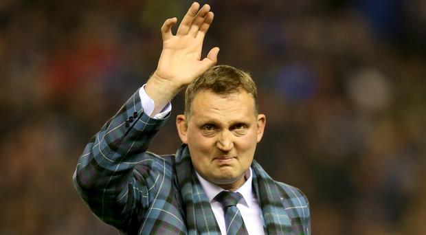Doddie Weir's foundation has donated £50,000 towards the research (Jane Barlow/PA)