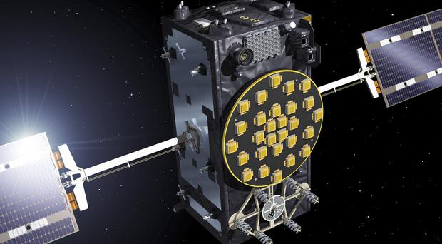 The Galileo project is the European version of GPS (Pierre Carril/ESA/PA)