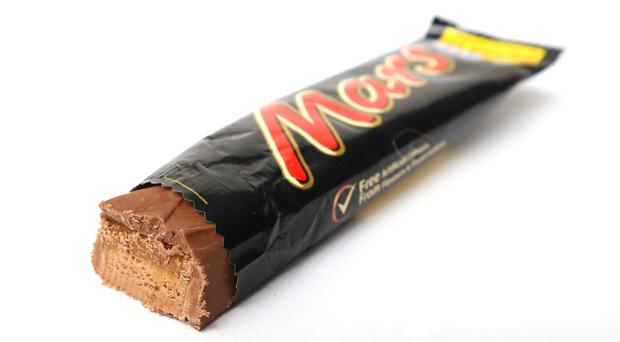 Food giant Mars will begin stockpiling foods in both Ireland and the UK as part of its contingency plans for a hard Brexit, the company's global food and drink president has said. (Philip Toscano/PA)
