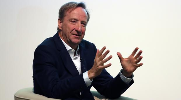 Alex Younger said there was a new 'political reality' the country had to face up to (Andrew Milligan/PA)