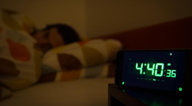 How much you sleep could be linked to your heart health, a study has found (Dominic Lipinski/PA)