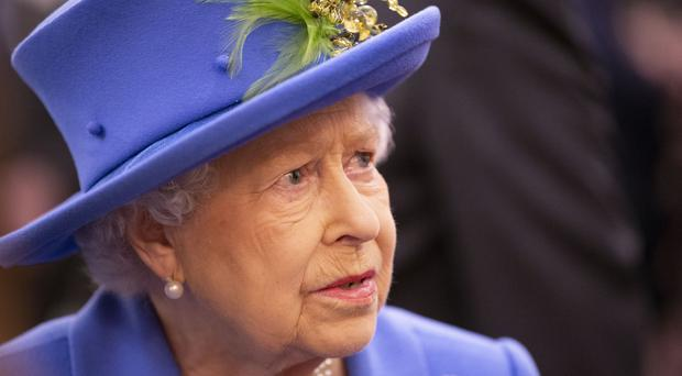 The Queen has sent a message to Queenslanders (Heathcliff O'Malley/Daily Telegraph/PA)
